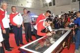 Menkumham meresmikan lapas Produktif/Industri se-Jawa Tengah di Lapas Kelas IIB Terbuka Kendal, 29 April 2017